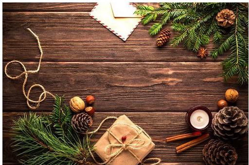 Weihnachts und Neujahrsgruß